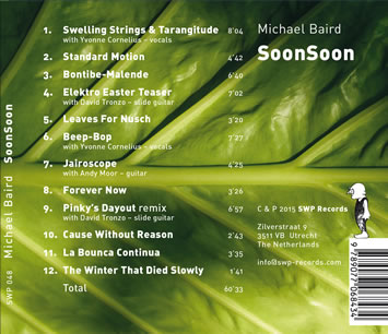 SoonSoon Michael Baird